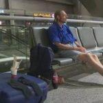 10 μέρες περίμενε στο αεροδρόμιο γυναίκα που γνώρισε από το ιντερνετ