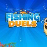 Ψάρεμα παιχνίδι παζλ