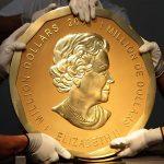 Έκλεψαν χρυσό κέρμα 100 κιλών από γερμανικό μουσείο