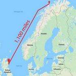 Παίκτης σούταρε και η μπάλα βρέθηκε 1.800 χιλιόμετρα μακριά