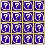 Παιχνίδι μνήμης – Tricky