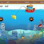 Ταξίδι για ψάρεμα – Παιχνίδι