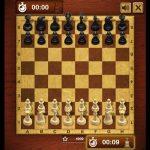 Σκάκι – 2 άτομα – 1 άτομο